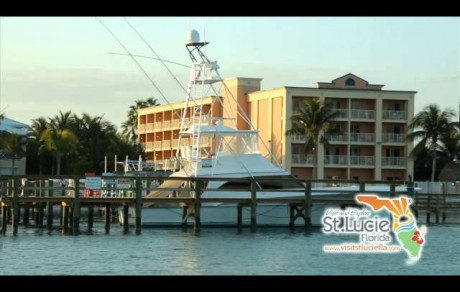 St Lucie County Tourism TV spot